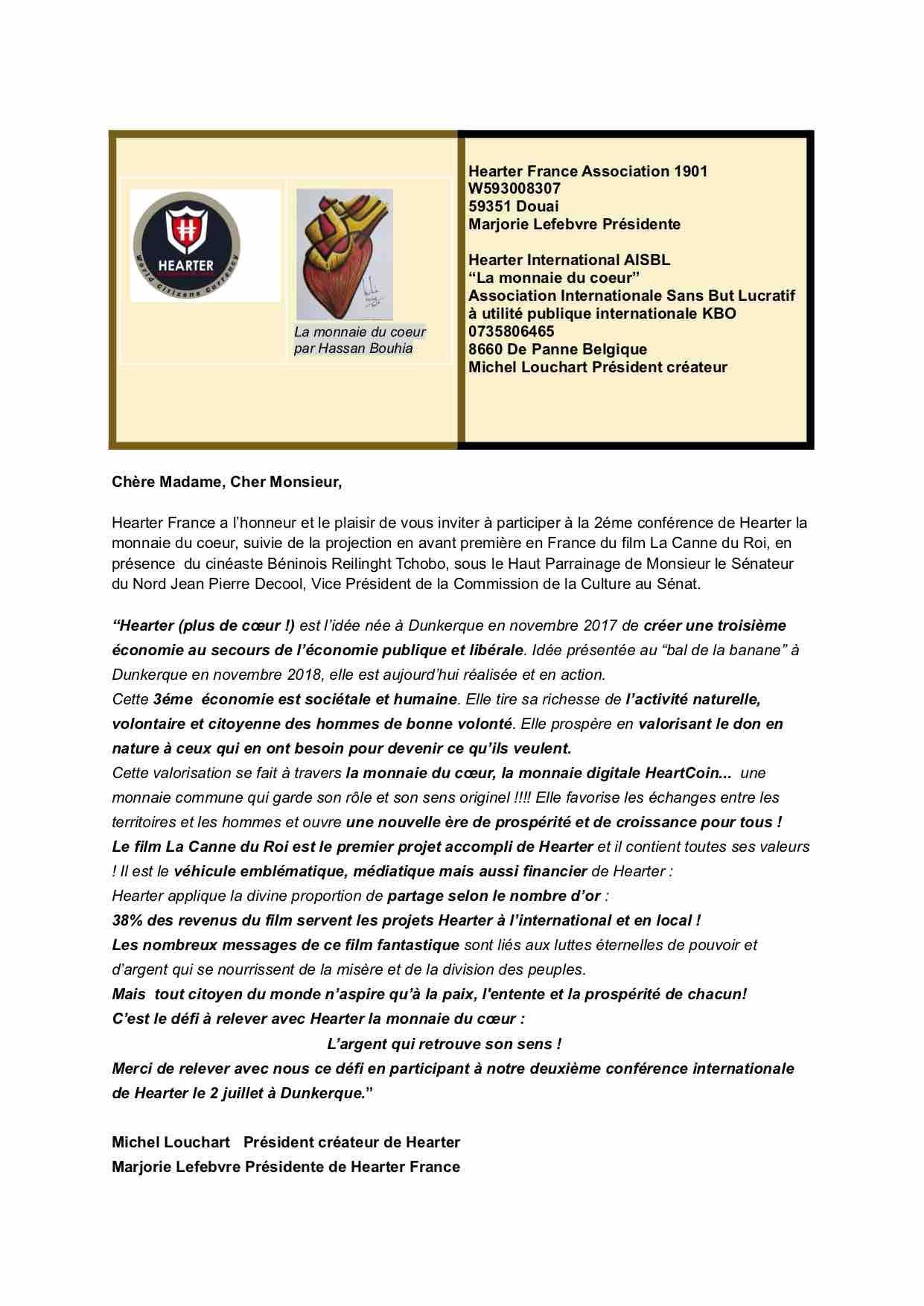 Dossier invitation dunkerque 2 juillet 2021